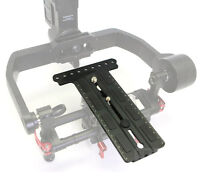 Camera Mounting Plate Extension Plate fr DJI Ronin-M Gimbal FS7 5 FS700 BMCC RED