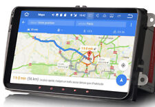 "Autoradio Android Volkswagen  - Android 9.0 GPS USB Bluetooth écran tactile 9"""