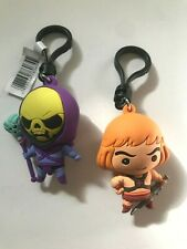 Monogram Figural 3D Masters of the Universe Skeletor He-Man Keychain Key Ring
