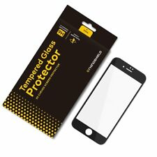 RhinoShield iPhone 8 Plus/7 Plus 9H 3D Curved Edge to Edge Tempered Glass-Black