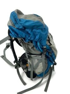 Osprey Aura 65 Women's Small Backpacking Backpack Challenger Blue Hiking