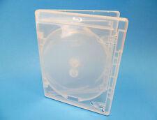NEW! 1 VIVA ELITE Blu-ray CLEAR 3-Disc Case - Holds 3 discs Triple