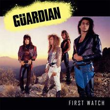 GUARDIAN-FIRST WATCH: Legends Remastered (*NEW-CD, 2018, Retroactive) Xian Metal