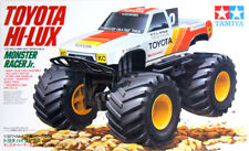 Tamiya Wild Mini 4WD Series No.9 / Toyota Hi-Lux Monster Racer Jr. / 17009
