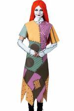 Sally Costume Tween Burton's Nightmare Before Christmas Juniors Teen - Size 7-9