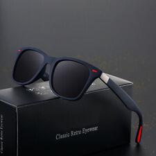 Occhiali da Sole Polarizzati, Retro HD, Protezione UV 400, per uomo e donne.