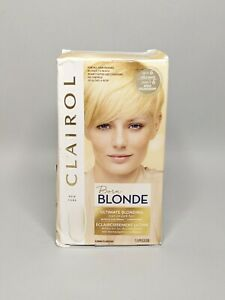 Clairol Born Blonde Ultimate Blonding Hair Color All Shades Blonde to Black