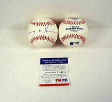 Henry Kissinger Secretary of State Signed Autograph MLB Baseball PSA/DNA COA
