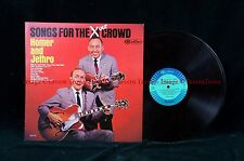 "CAL-2137 1967 Homer And Jethro ‎– Songs For The ""Out"" Crowd VG+/VG+ ~J:VG+"