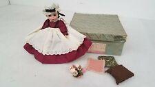 Vtg Madame Alexander Marme 381 Doll 8in Iob