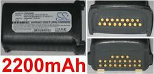 Batterie 2200mAh type BRTY-MC90SAB00-01 Pour Symbol MC9090-G