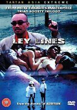 LEY LINES - DVD - REGION 2 UK