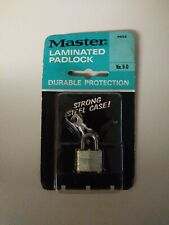 Master Lock 3/4 Inch Jewelry Box Size Nos 9-d