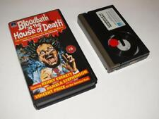 Betamax Video ~ Bloodbath at the House of Death ~ Ex-Rental Pre-Cert ~ Thorn EMI
