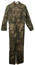 Walls Juniors Insulated Coveralls Size Youth 16 Camo