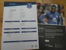 2014.15 - Everton v Celtico-PREMIER LEAGUE COPPA INTERNAZIONALE-S / S
