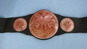 TOY WWE TAG TEAM CHAMPION WORLD CLASSIC PENNY WRESTLING BELT GREEK SPARTA