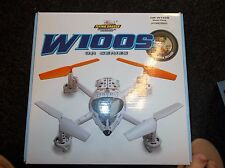 walkera flying saucer wioos qr series