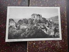 Zwischenkriegszeit (1918-39) Frankierte Ansichtskarten aus Hessen für Burg & Schloss