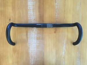 Easton EC90 SLX3 carbon road handlebar drop bar cx gravel track 46cm - NICE