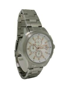 Invicta Specialty 1481 Men's Round Analog Chronograph Date Stainless Steel Watch