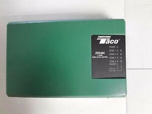 Taco 4 Zone Valve Control Model 831090 ZVC404-4