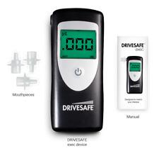 Digital Handheld Breathalyzer Breath Alcohol Tester Lcd Detector Analyzer