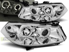 renault megane ii 2002 2003 2004 2005 headlights lpre11 angel eyes