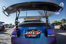 Back Mount Gt Wing Stands spoiler Aim9 for Nissan 350z 370z z33 z34 z32 300zx