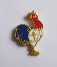 COQ FRANCE LIBRE (Badge émail / Pins)