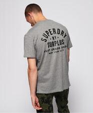 Superdry Mens Surplus Goods Boxy Graphic T-Shirt Size Xs