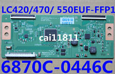 T-con Board LG 6870C-0446C LC420/470/ 550EUF-FFP1 SONY KDL-55W802A  KDL-55W800A