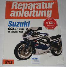 Reparaturanleitung Suzuki GSX-R 750 ab Baujahr 1985