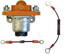 400 Amp Heavy Duty Solenoid/Diode/Resistor Pkg, 36V Golf Cart *Upgrade* 36 Volt