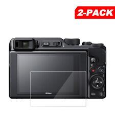 2x Nikon Coolpix L840 Mate Protector De Pantalla Antirreflejo Película De Protección