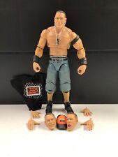 WWE Mattel John Cena Ultimate Edition Elite Series #5 figure loose