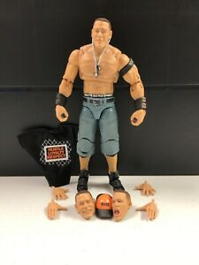 WWE Mattel John Cena Ultimate Edition Elite Series #5 figure loose