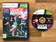 DANCE CENTRAL (X-BOX 360 KINECT GAME) HARMONIX REGION FREE PAL MICROSOFT PEGI 12
