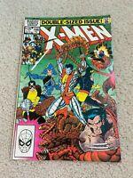 Uncanny X-Men #166, VF 8.0 1st appearance Lockheed, Wolverine, Storm