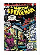 The Amazing Spider-Man #137 October 1974 Green Goblin 2nd Harry Osborn Goblin