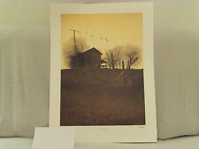 "Bob Timberlake "" Afternoon Flight ""  Signed & numbered new lower price"