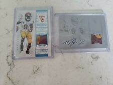 2015 National Treasures - Marqise Lee - Materials - #1/1 and Printing Plate #1/1