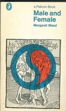 MALE AND FEMALE - MARGARET MEAD (ENGLISH TEXT)