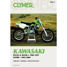 Clymer Repair Manual  M447-3*(Fits: 1986 KX250)
