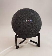 Desk Stand Holder For Google Home Mini In Black
