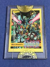 VTG Cyberforce SEALED Wizard Gold Card AUTOGRAPHED Marc Silvestri Signed Creator