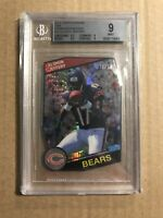 2012 ALSHON JEFFERY TOPPS CHROME DIE CUT BGS 9 MINT PRISM REFRACTOR /50 ROOKIE
