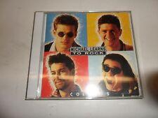 CD Colours de Michael Learns to rock