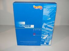 Mattel Hot Wheels Then & Now Collection 1995 Limited Edition