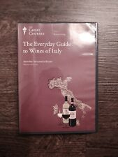 Great Courses The Everyday Guides To Wines Of Italy 1 Dvd 6 Lecture Set